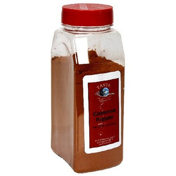 Taste Specialty Foods, Cayenne Pepper, 16-Ounce Jars (Pack of 2)