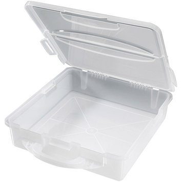 Blue Hills Studio Stow and Go Storage Bin - Translucent