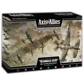 Wizards of the Coast Axis & Allies Air Force Miniatures: Angels Twenty Starter: An Axis & Allies Miniatures Game
