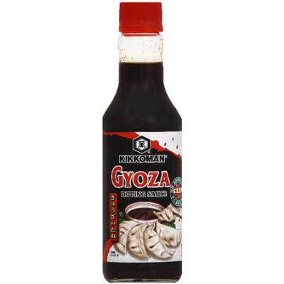 Kikkoman Gyoza Dipping Sauce, 10 fl oz, (Pack of 12)