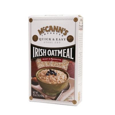 McCann's Irish Oatmeal Cereal