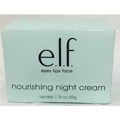 E.L.F. Skincare Nourishing Night Cream 1.76 oz
