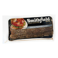 Smithfield Cracked Peppercorn Coated Bacon