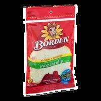 Borden Mozzarella Cheese Shredded