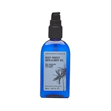 Naturopathica Deep Forest Bath & Body Oil - 4.20 fl oz