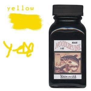 Noodler's Ink Fountain Pen Bottled Ink, 3oz - Yellow