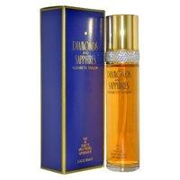 Elizabeth Taylor Women's Diamonds and Sapphires - 3.3 oz