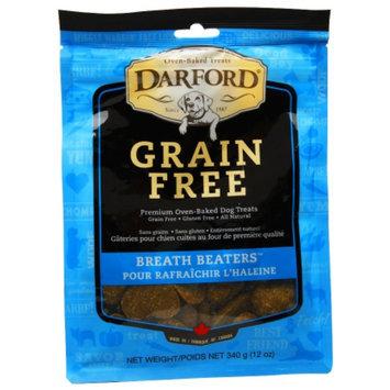 Darford Grain Free Dog Biscuits Breath Beater