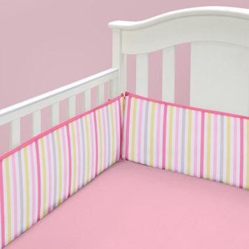 Baby Boom Crib Sheet, Light Pink
