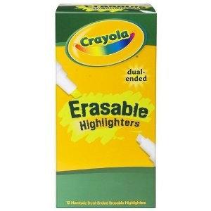 Crayola Crayola Erasable Highlighter