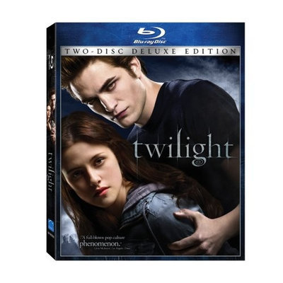 Twilight (Two-Disc Deluxe Edition) Blu-ray