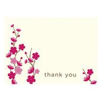 Gartner Studios Thank You Cards - Cherry Blossom
