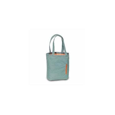 Everest 1002TBLT-JD-ROG Laptop & Tablet Tote Bag - Jade-Rust Orange
