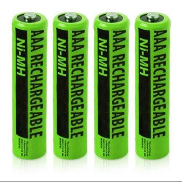 Verizon NiMH AAA Batteries (4-Pack) NiMh AAA Batteries 4-Pack