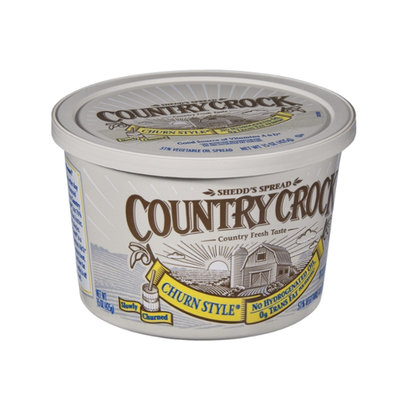 Country Crock Shedd's Spread Churn Style Vegetable Oil Spread
