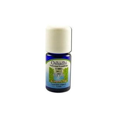 Oshadhi - Essential Oil, Fennel Sweet Extra Organic, 10 ml