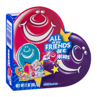 AirHeads Striped Mini Bars All of My Friends are Airheads - 5 CT
