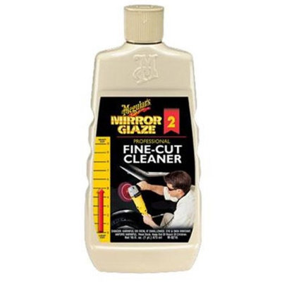Meguiars Cleaner #02 Finecut 16Oz 6/Case
