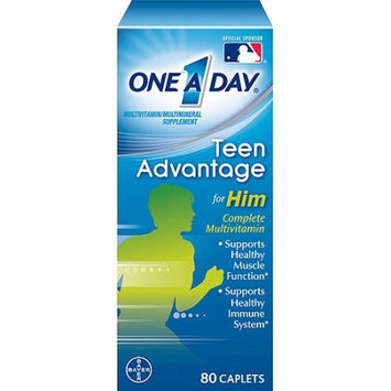 One A Day® Teen Advantage For Him