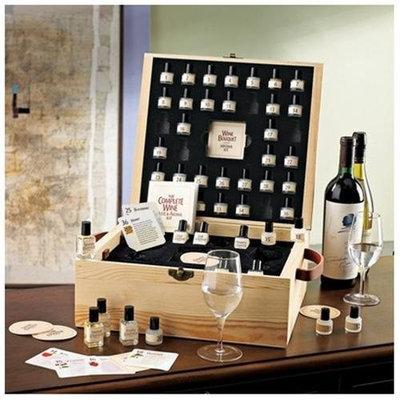Wine Enthusiast Companies The Complete Wine Taste and Aroma Kit