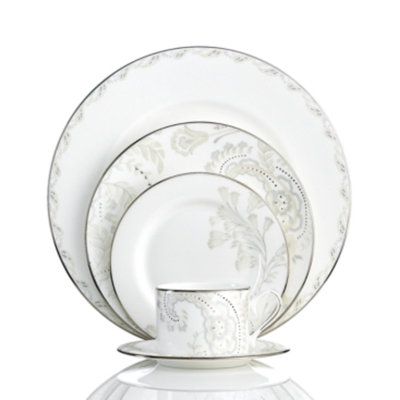 Marchesa By Lenox Marchesa by Lenox Dinnerware, Paisley Bloom 5 Piece Place Setting