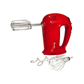 Breville BHM500RXL Red Handy Mix Digital Hand Mixer