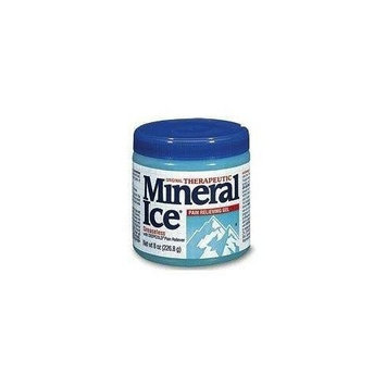 Mineral Ice Topical Analgesic 8oz