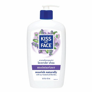 Kiss My Face Lavender & Shea Butter Ultra Moisturizer