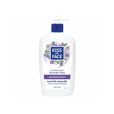 Kiss My Face Lavender & Shea Butter Ultra Moisturizer