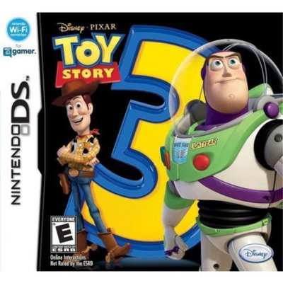 Disney Interactive Studios Toy Story 3: The Video Game (Nintendo DS)