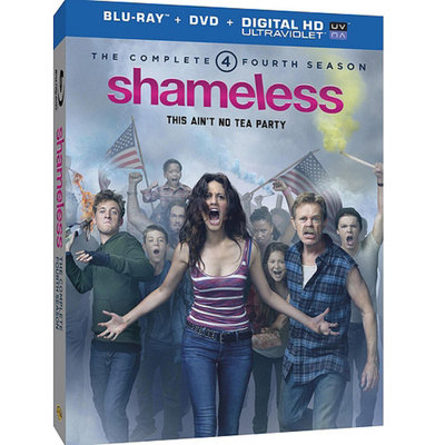 Shameless: The Complete Fourth Season (Blu-ray + DVD + Digital HD) (With Ultraviolet) (Widescreen)