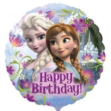 Anagram Disney's Frozen Happy Birthday Foil Balloons 18