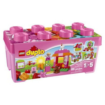 LEGO DUPLO My FirstLEGO DUPLO All-in-One-Pink-Box-of-Fun 10571