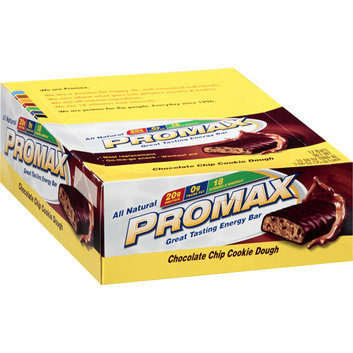 Promax Chocolate Chip Cookie Dough Energy Bar