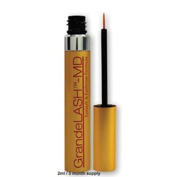 GrandeLASH MD Eyelash Enhancer for Length, Fullness, and Darkness,2 ml