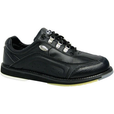 Elite Platinum Black (RH) Bowling Shoes - Men