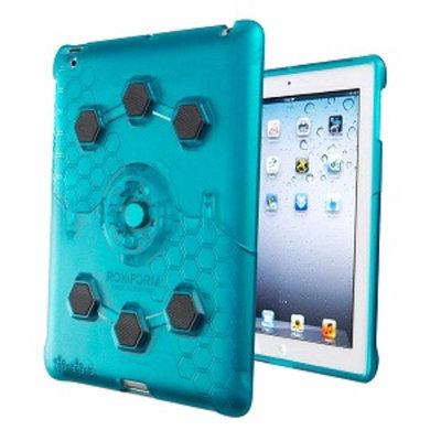 Roklock v3 iPad Case, Aqua, 1 ea