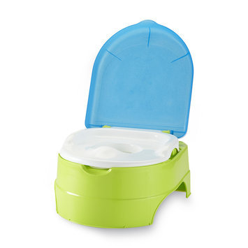 Summer Infant Products, Inc. My Fun Potty Convertible Potty & Step Stool