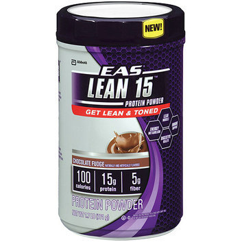 EAS Lean 15 Chocolate Fudge Protein Powder
