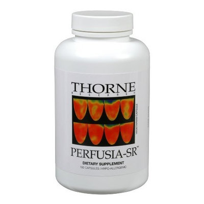 THORNE RESEARCH - Perfusia-SR - 120ct Health and Beauty