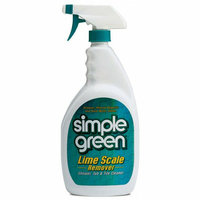 Simple Green 50032 32 Oz Lime Scale Remover RTU