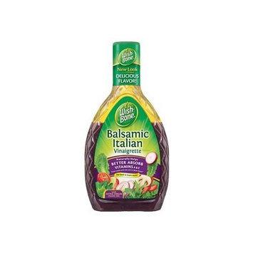 Wish-Bone Balsamic Italian Vinaigrette w/Extra Virgin Olive Oil-16 oz