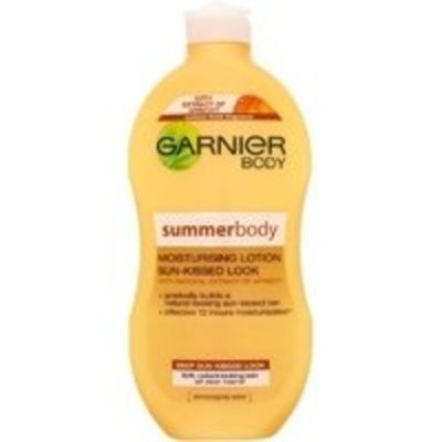 Garnier Summer Body Lotion (deep) 250ml