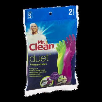 Mr. Clean Duet Premium Latex Gloves