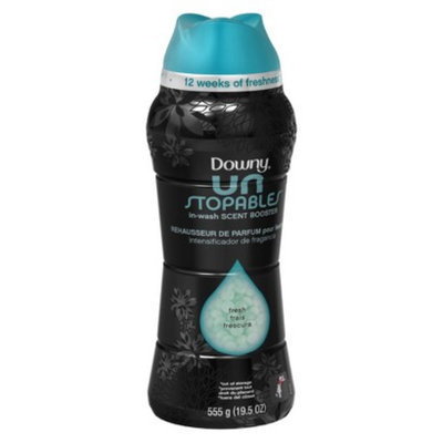 Downy Unstopables In-Wash Scent Booster - Fresh (19.5 oz)