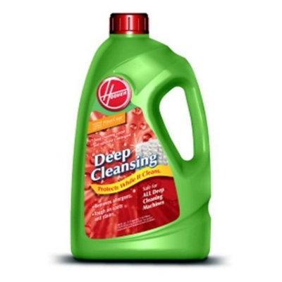 Hoover Deep Cleansing Carpet/Upholstery Detergent, 128-Ounce