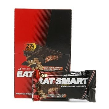 iSatori Eat-Smart Whey Protein Bars 27g