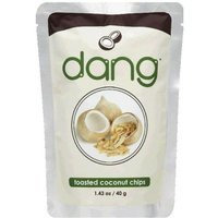 Dang Toasted Coconut Chips, 1.43 oz (Pack of 12)