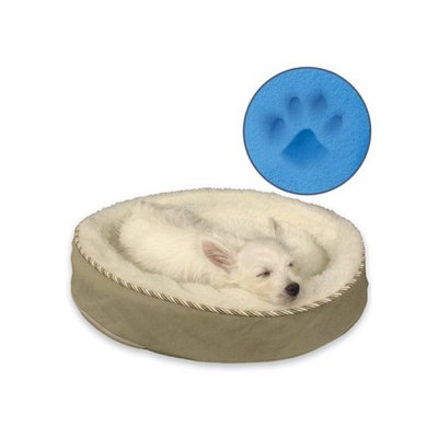 GelPedic Gel-Pedic Pet Bed - Extra Small (Khaki)