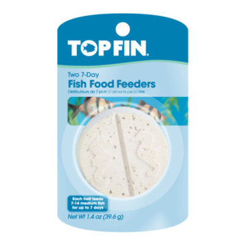 Top Fin 7 Day Fish Food Feeder